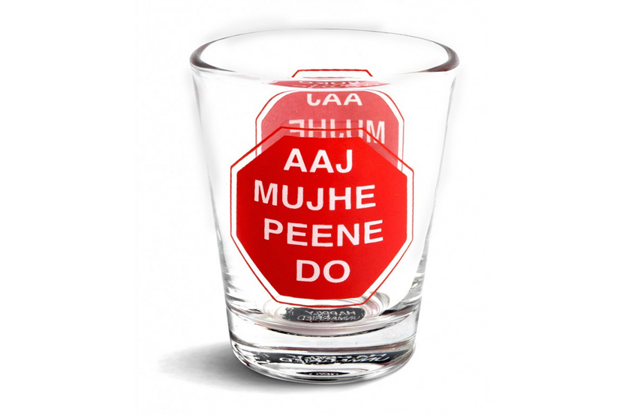 Mat Roko Shot Glass