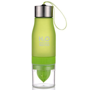 Buy For Keeps 0.65L / Green 650ml Infuser Water Bottle