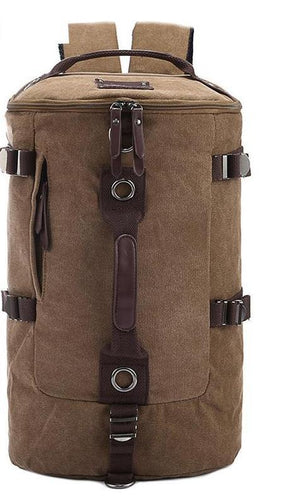Backpack: Multi-Compartment, Large Mountaineering Travel Backpack