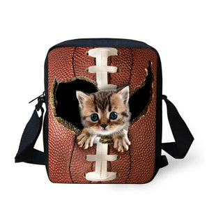 3-D Adorable Animal Handbags: Cats, Dogs, Owls, etc., 57 in All!