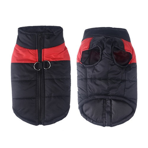 Waterproof Pet Jacket Vest For Small, Medium & Large Dogs