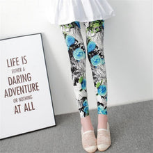 Load image into Gallery viewer, 2019 Colorful Slimming Fashion Leggings, Camouflage, etc., One Size