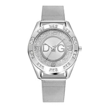 Load image into Gallery viewer, 2019 Exquisite Quartz Rhinestone Luxury Watch for Women, Stainless Steel