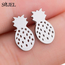 Load image into Gallery viewer, Assorted Trendy Fashion Earrings, Star, Moon, Cat, Cactus & More!