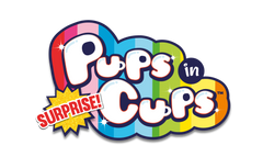 Pups In Surprise Cups