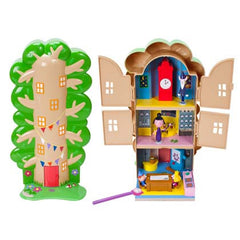 Win Ben and Holly's Magical Elf Tree Playset