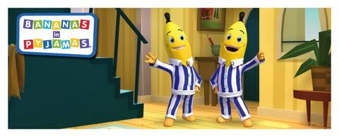 Golden Bear Toys Bananas in Pyjamas Collection