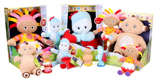 In The Night Garden Toy Collection