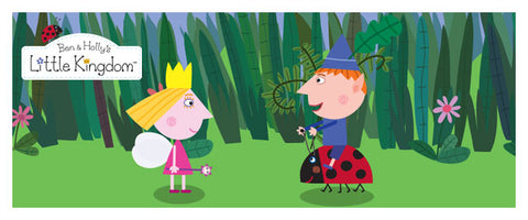 Ben and Holly's Little Kingdom from Golden Bear Toys