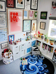 Amazing playroom ideas - Pinterest