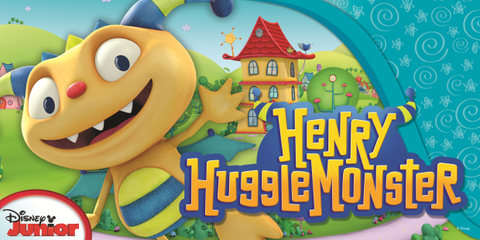 Henry Hugglemonster coming to Golden Bear Toys