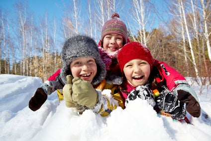 Teach Children about Snow Safety and Have Fun!