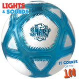 Smart Ball The Kick Up Counting Football with Lights & Sounds