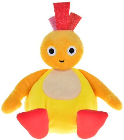 Twirlywoos Talking Chickedy Soft Toy