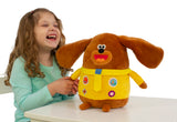 Hey Duggee Musical Duggee Soft Toy with Fun Moving Ears Lights Sounds and Songs 24cm