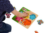 Bing Pick and Place Wooden Puzzle
