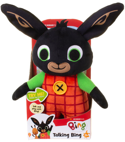 Bing Talking Soft Toy 30cm