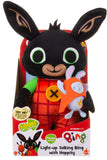 Light Up Bing with Hoppity Soft Toy 36cm