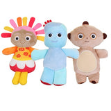 Cuddly Collectable Soft Toys asstd in 12pc CDU
