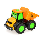 My 1st JCB Big Wheeler Doug Dumptruck