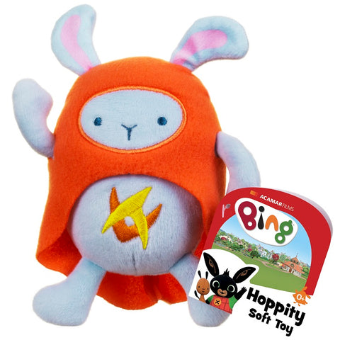Hoppity Soft Toy