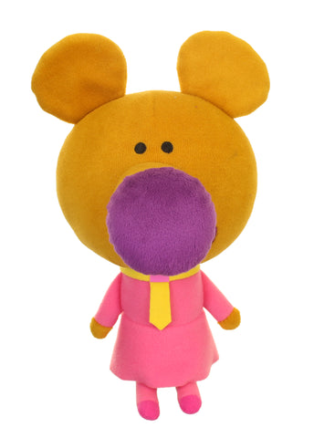Hey Duggee Talking Squirrel Soft Toys Norrie