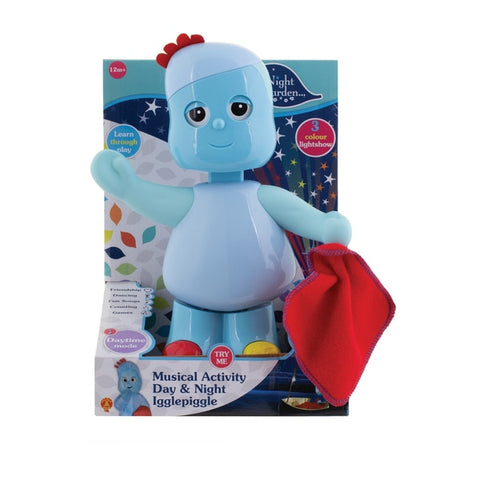 In the Night Garden Musical Activity Day & Night Igglepiggle