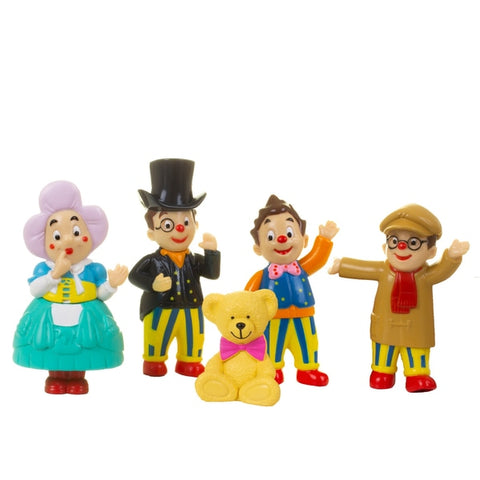 Mr Tumble and Friends Figurine Set