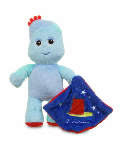 In the Night Garden Iggle Piggle with Light-up Blankie