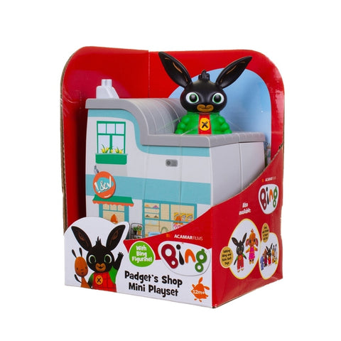 Bing's Mini House Playsets
