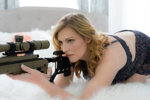 Femme Fatale (firearm friendly) Individual Sessions (April 12th-13th)