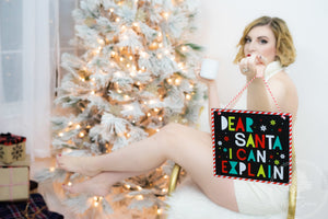 Santa Baby #2 Individual Sessions (Nov 29th - Dec 1st)