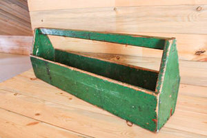 Green Carpenters Caddy