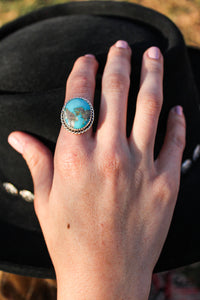 Turquoise Ring - 2