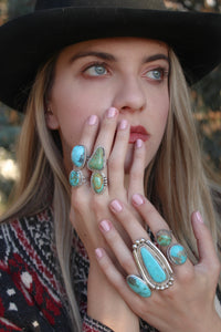 Turquoise Ring - 5