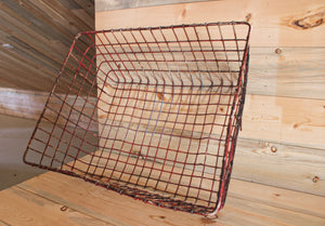 Wire Potato Basket