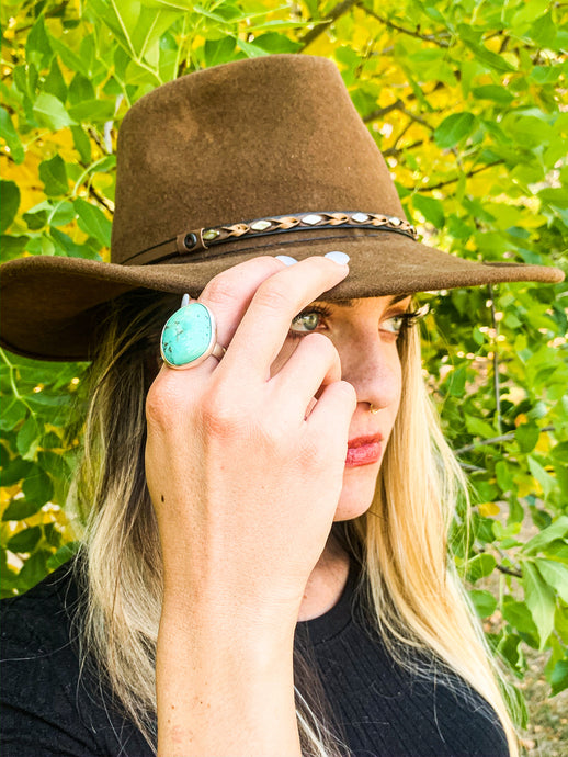 Turquoise Rings $180