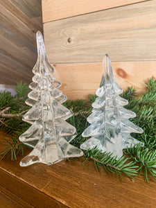 Resin Holiday Trees