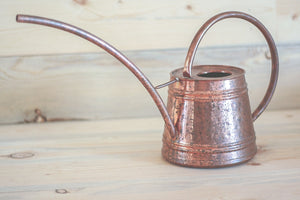 Copper Watering Can - Small