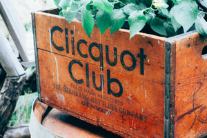 Clicquot Club Crate