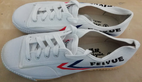 Classic White DaFu Chinese Feiyue shoes