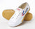 Classic White Top One Chinese Feiyue Shoes