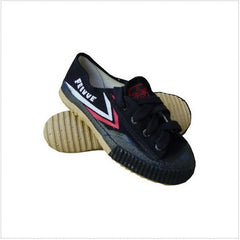 Classic Black Top One Chinese Feiyue Shoes