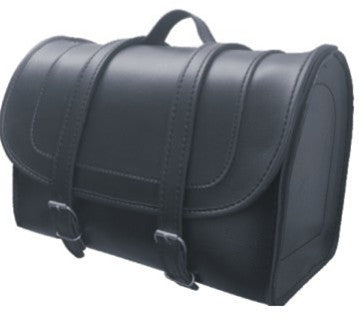 "PVC Plain Travel Luggage Bag  (14""X10""X9)"