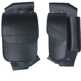 Motorcycle Safety Bar Bags with Can Holder