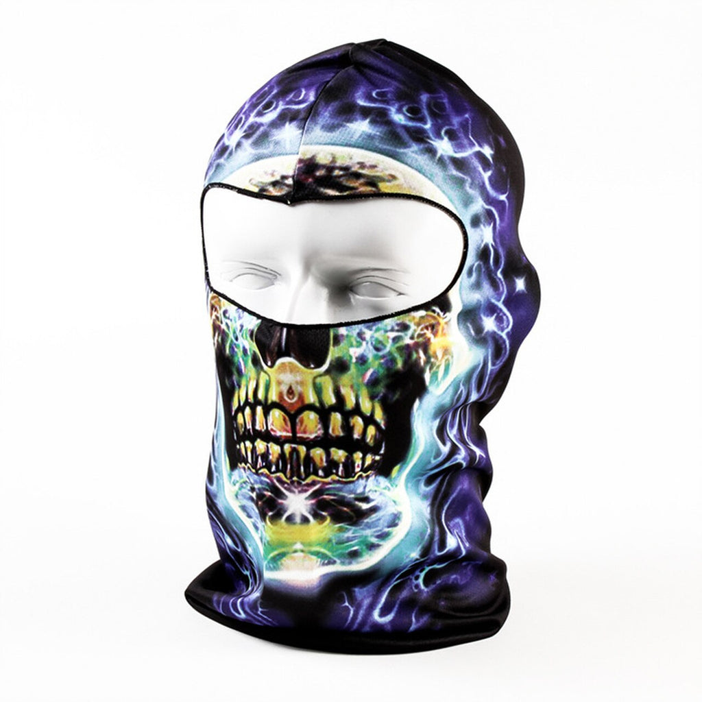 Davy Jones Balaclava Motorcycle Face Mask