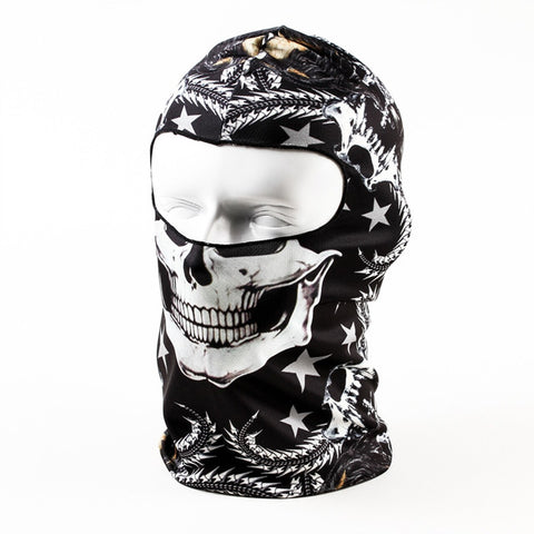 Gangstar Balaclava Motorcycle Face Mask