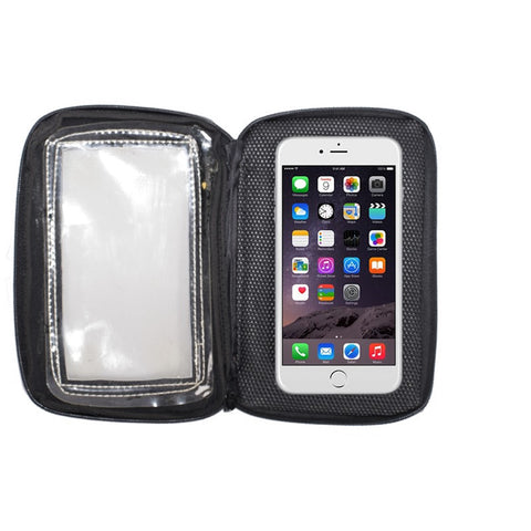 Motorcycle Magnetic Tank Bag Cell Phone & GPS Holder