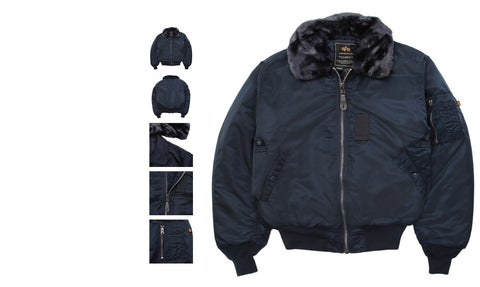 Alpha Industries B-15 Flight Jacket