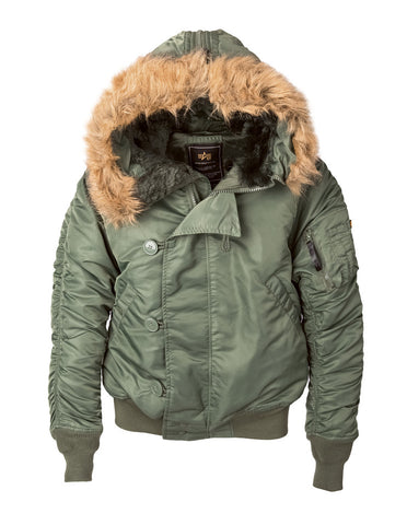 Alpha Industries N-2B Short Waist Parka